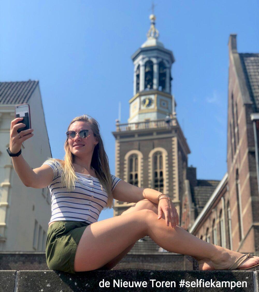 niNieuwe toren-selfiekampen
