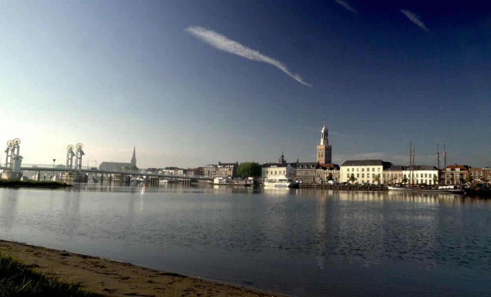 stadsfront Hanzestad Kampen